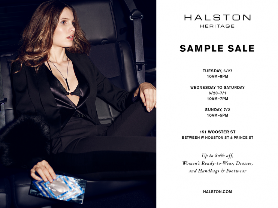 Ghurka Sample Sale -- Sample sale in New York